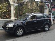 Cần bán xe Chevrolet Captiva LT đời 2009, màu đen chính chủ, giá chỉ 295 triệu giá 295 triệu tại Tp.HCM