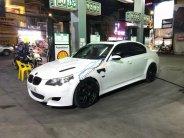 Bán ô tô BMW M5 5.0 đời 2007, màu trắng, nhập khẩu giá 1 tỷ 100 tr tại Tp.HCM