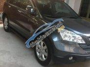 Bán xe Honda CR V 2.4 đời 2009, màu xám   giá 532 triệu tại Tp.HCM