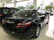 Cần bán Toyota Camry 2.4 đời 2007, màu đen, nhập khẩu giá 615 triệu tại Quảng Ngãi