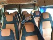 Cần bán xe Ford Transit Mid sản xuất 2015, màu bạc, nội thất đẹp giá 646 triệu tại Đồng Tháp