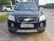 Bán xe Chevrolet Captiva LT đời 2008, màu đen, 272tr giá 272 triệu tại Đà Nẵng
