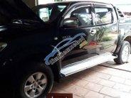 Bán ô tô Toyota Hilux đời 2010, màu đen giá 415 triệu tại Thanh Hóa