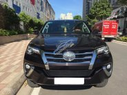 Cần bán Toyota Fortuner 2.7V (4X4) sản xuất 2017, màu nâu giá 1 tỷ 450 tr tại Hà Nội