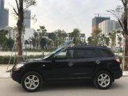 Bán Hyundai Santa Fe MLX đời 2007, màu đen, nhập khẩu giá 475 triệu tại Hà Nội