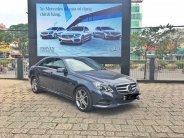 Xe Mercedes E200 đời 2016, màu xanh lam, chính chủ giá 1 tỷ 450 tr tại Tp.HCM