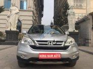 Bán Honda CR V 2.4 AT đời 2010, màu bạc chính chủ, giá tốt giá 636 triệu tại Hà Nội