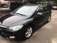 Bán Honda Civic AT năm 2009, màu đen ít sử dụng giá 385 triệu tại Hà Nội
