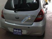 Cần bán lại xe Hyundai i20 đời 2011, màu bạc, nhập khẩu nguyên chiếc giá 355 triệu tại Hải Phòng
