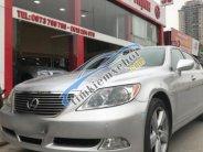 Cần bán lại xe Lexus LS 4.6 AT 2007, màu bạc, nhập khẩu nguyên chiếc chính chủ giá 1 tỷ 380 tr tại Hà Nội
