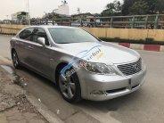 Bán xe Lexus LS 460L đời 2008, màu bạc, xe nhập chính chủ giá 1 tỷ 380 tr tại Hà Nội