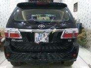 Cần bán lại xe Toyota Fortuner V 4x4AT sản xuất 2009, màu đen xe gia đình giá 485 triệu tại Thanh Hóa