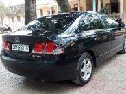 Bán Honda Civic đời 2008, màu đen, chính chủ, giá cạnh tranh giá 450 triệu tại Thanh Hóa
