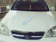 Cần bán xe Daewoo Lacetti EX đời 2009, màu trắng   giá 252 triệu tại Đắk Lắk