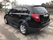 Bán ô tô Chevrolet Captiva LT đời 2009, màu đen  giá 325 triệu tại Hà Nội
