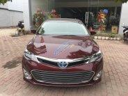 Bán ô tô Toyota Avalon 2.5 Limited đời 2017, màu đỏ, xe nhập Mỹ, mới 100%, giao ngay giá 2 tỷ 489 tr tại Hà Nội