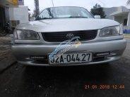 Cần bán xe Toyota Corolla MT đời 2000, màu bạc chính chủ, giá chỉ 129 triệu giá 129 triệu tại Đà Nẵng