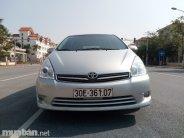 Cần bán gấp Toyota Wish đời 2009, màu bạc, nhập khẩu chính hãng giá 440 triệu tại Hà Nội