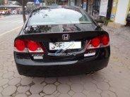 Cần bán gấp Honda Civic 2.0 đời 2007, màu đen giá 385 triệu tại Hà Nội