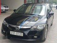 Bán xe Honda Civic 1.8AT 2010, màu đen giá 458 triệu tại Hà Nội
