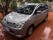 Bán ô tô Toyota Innova 2.0MT đời 2008, màu bạc chính chủ giá 360 triệu tại Quảng Ninh
