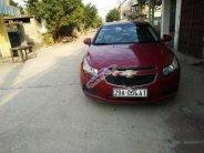 Cần bán Chevrolet Cruze LS đời 2010, màu đỏ, chính chủ giá cạnh tranh giá 328 triệu tại Hà Nội