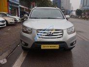Bán Hyundai Santa Fe SLX 2010, màu đen, nhập khẩu, giá tốt giá 645 triệu tại Hà Nội