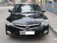 Cần bán Honda Civic 2.0AT đời 2007, màu đen chính chủ, giá chỉ 380 triệu giá 380 triệu tại Hà Nội