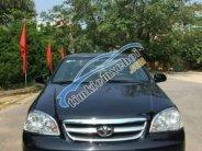 Bán xe Daewoo Lacetti EX đời 2008, màu đen giá 205 triệu tại Bắc Giang