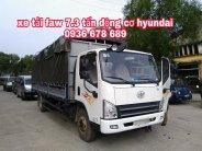 Tổng kho xe tải FAW 7.3 tấn động cơ Hyundai, giá rẻ nhất giá 540 triệu tại Hà Nội