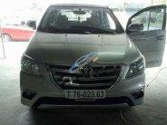 Bán ô tô Toyota Innova G đời 2009, màu bạc xe gia đình giá 378 triệu tại Quảng Ninh