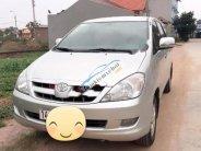 Cần bán gấp Toyota Innova G đời 2007, màu bạc chính chủ giá cạnh tranh giá 362 triệu tại Quảng Ninh