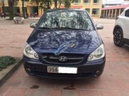 Cần bán Hyundai Getz, màu xanh lam, nhập khẩu nguyên chiếc giá 228 triệu tại Bắc Ninh
