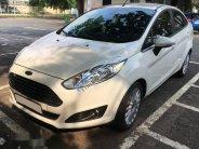 Bán ô tô Ford Fiesta Titanium đời 2015, màu trắng chính chủ giá 458 triệu tại Tp.HCM