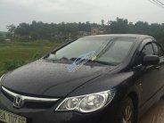 Xe Honda Civic 1.8 MT đời 2008, màu đen số sàn, giá tốt giá 320 triệu tại Phú Thọ