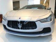 Bán xe Maserati Ghibli, màu ghi vàng mới, bán Maserati Ghibli mới nhập khẩu chính hãng giá 4 tỷ 568 tr tại Tp.HCM