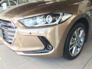 Cần bán xe Hyundai Santa Fe 2.4L 2018, màu vàng giá 1 tỷ 30 tr tại BR-Vũng Tàu