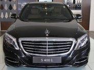 Bán ô tô Mercedes S400 đời 2017, màu đen giá 3 tỷ 600 tr tại Tp.HCM