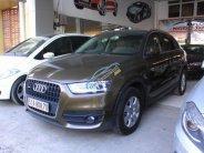 Cần bán lại xe Audi Q3 Quattro đời 2014, màu nâu, nhập khẩu giá 1 tỷ 300 tr tại Tp.HCM
