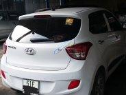 Cần bán xe Hyundai i10 1.2 AT 2015, màu trắng, nhập khẩu giá 400 triệu tại Tp.HCM