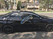 Cần bán lại xe Hyundai Sonata đời 2010, màu đen, nhập khẩu nguyên chiếc  giá 532 triệu tại Đà Nẵng