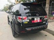 Cần bán Toyota Fortuner V đời 2016, màu đen giá 849 triệu tại Thanh Hóa