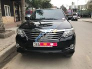 Sơn Hân Auto bán Toyota Fortuner 4x2 AT 2016, màu đen giá 849 triệu tại Thanh Hóa