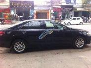 Bán Toyota Camry 2.4G 2012, màu đen   giá 750 triệu tại Thanh Hóa