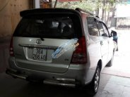 Bán Toyota Innova G đời 2007, màu bạc chính chủ giá cạnh tranh giá 370 triệu tại Thanh Hóa