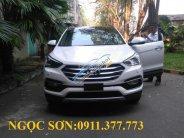 Bán ô tô Hyundai Santa Fe giảm sốc, màu trắng, trả góp 90% xe, liên hệ Ngọc Sơn: 0911.377.773 giá 898 triệu tại Đà Nẵng