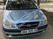 Cần bán lại xe Hyundai Getz MT đời 2009, giá 190tr giá 190 triệu tại Thanh Hóa