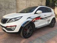 Bán xe Kia Sportage Limited 2011, màu trắng, nhập khẩu, giá chỉ 715 triệu giá 715 triệu tại Hà Nội