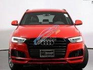Bán ô tô Audi Q3 Plus sản xuất 2017, màu đỏ, nhập khẩu nguyên chiếc giá 1 tỷ 750 tr tại Hà Nội