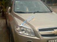 Cần bán gấp Chevrolet Captiva LTZ sản xuất 2007, màu ghi vàng   giá 325 triệu tại Gia Lai